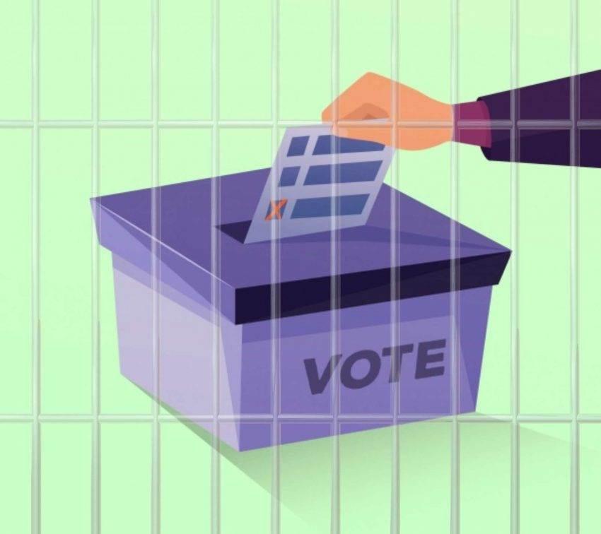 Aplican prueba piloto para que reos voten desde cárceles en Puebla