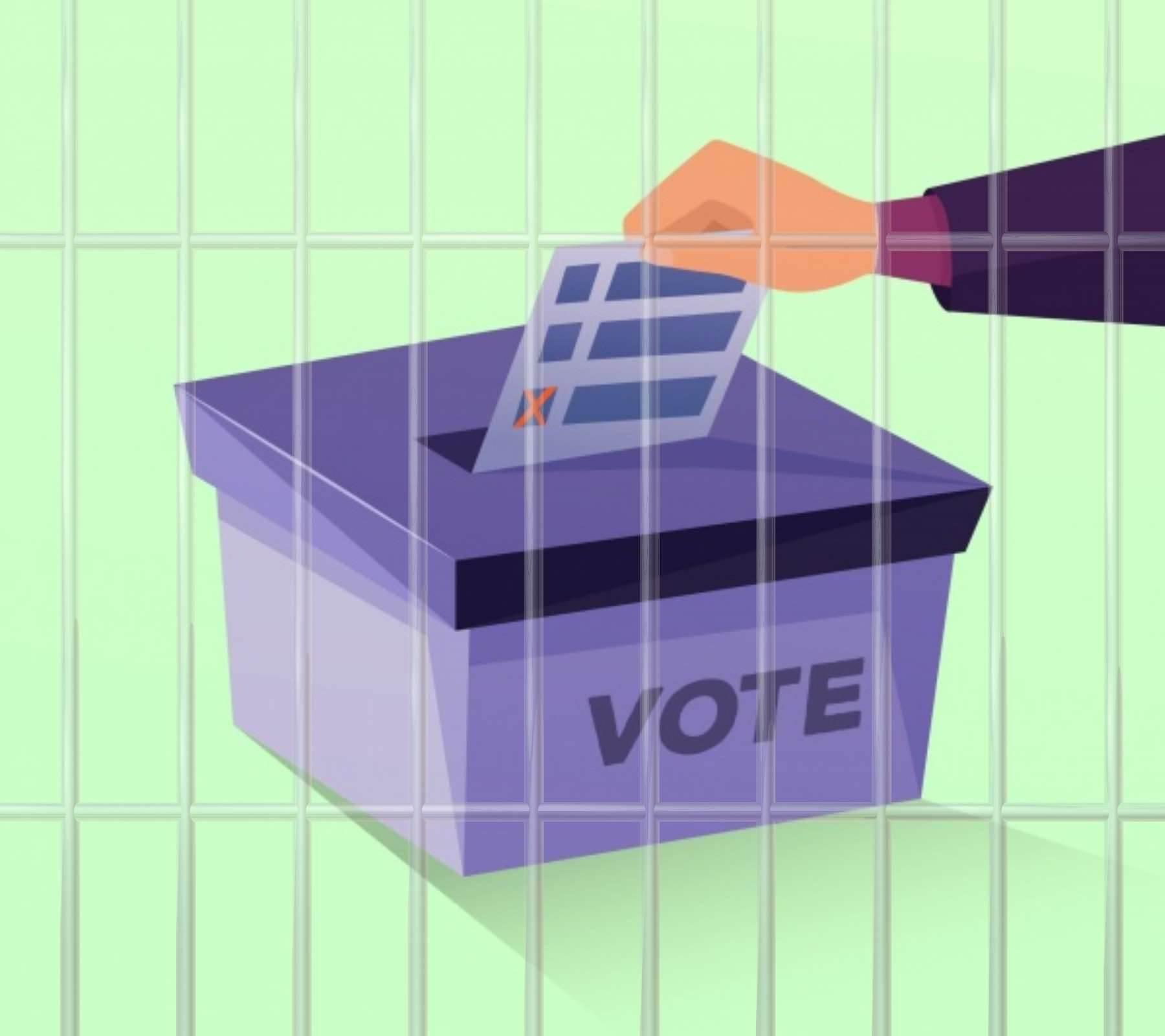 voto de presos