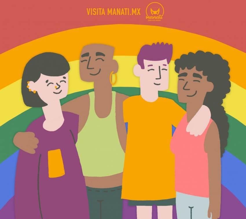 Cómo crear una red de apoyo entre personas LGBT que salgan del clóset