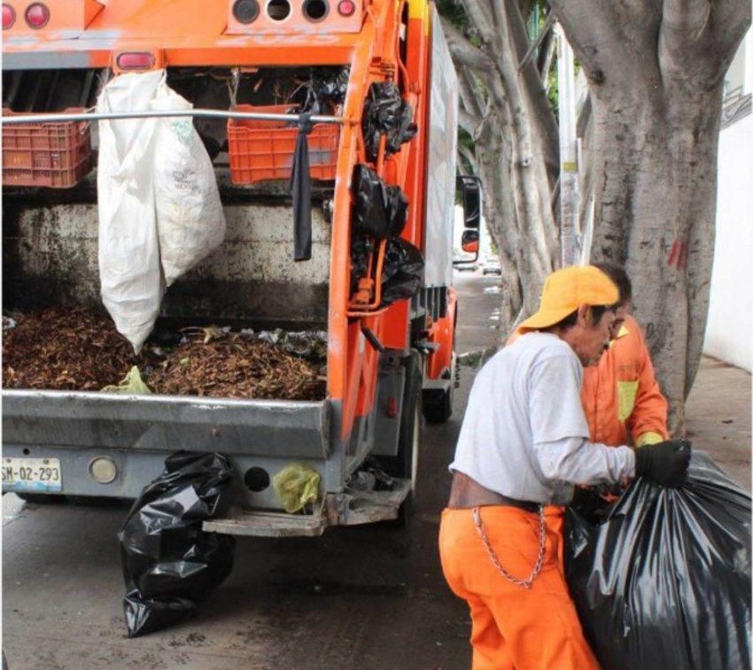 Exhortan a desechar residuos de manera correcta para evitar inundaciones