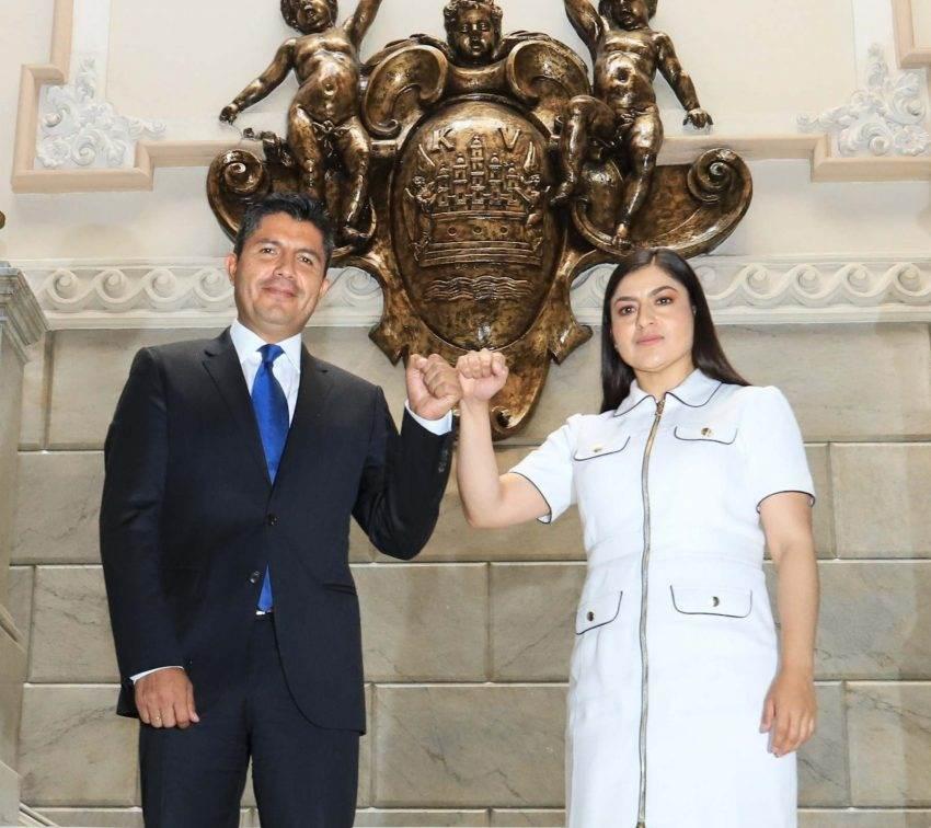 ¿Por qué se reunieron Claudia Rivera y Lalo Rivera?