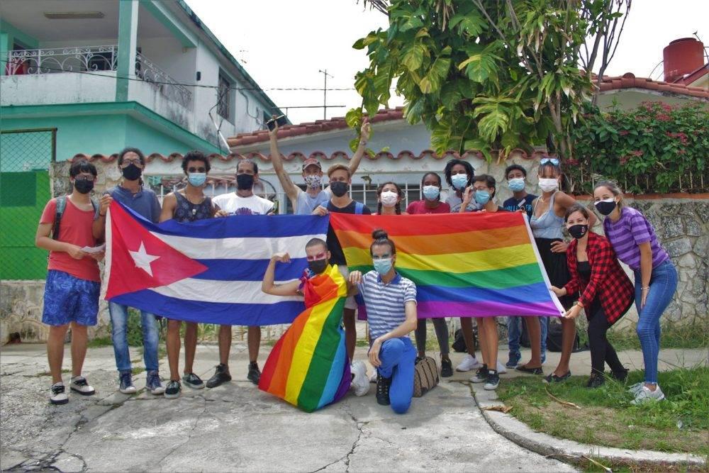 colectivos lgbt en cuba
