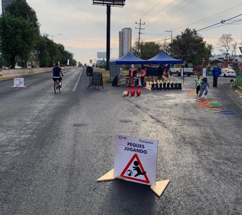 De Puebla a Cholula sin autos: Regresa la Vía Recreativa Metropolitana
