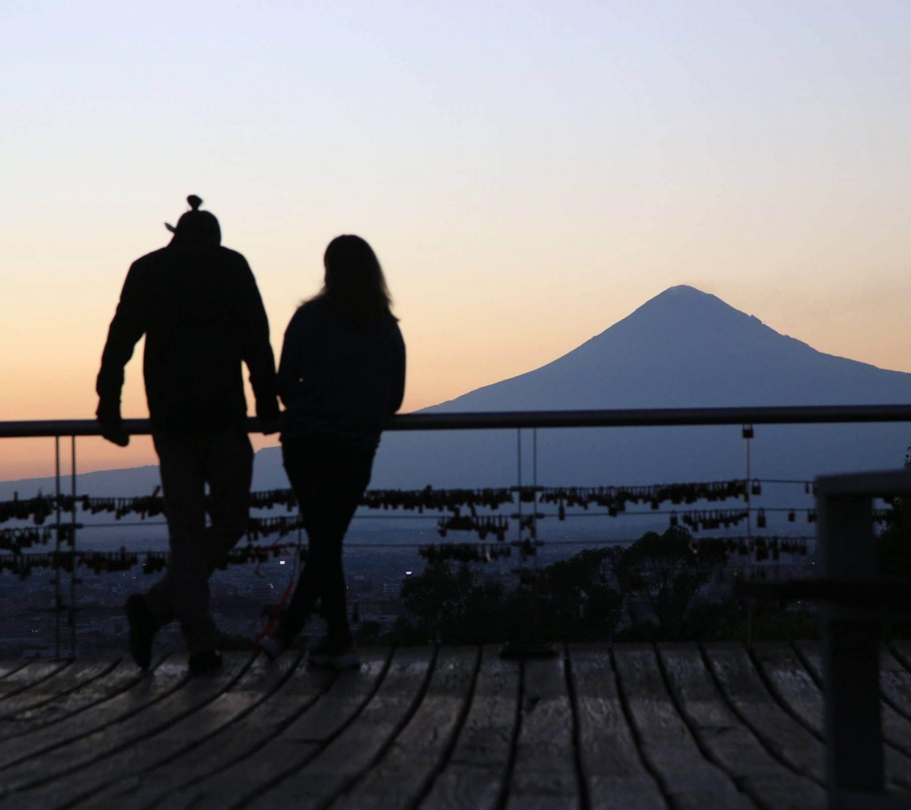 Los fuertes es uno de los lugares donde puedes romancer a gusto en pareja.