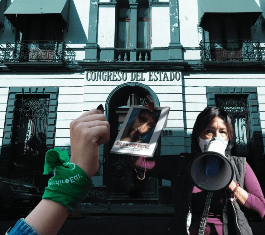 """Queda a deber el primer Congreso de """"izquierda"""" en Puebla: ni aborto, ni ley de desaparecidos"""