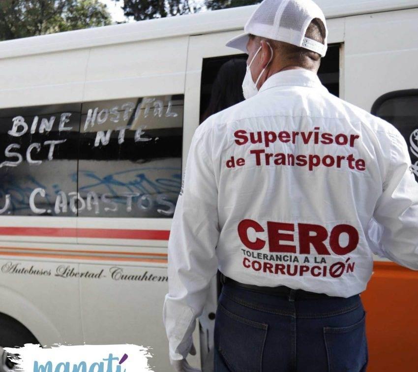 Reconoce Barbosa fracaso en la modernización del transporte público en Puebla