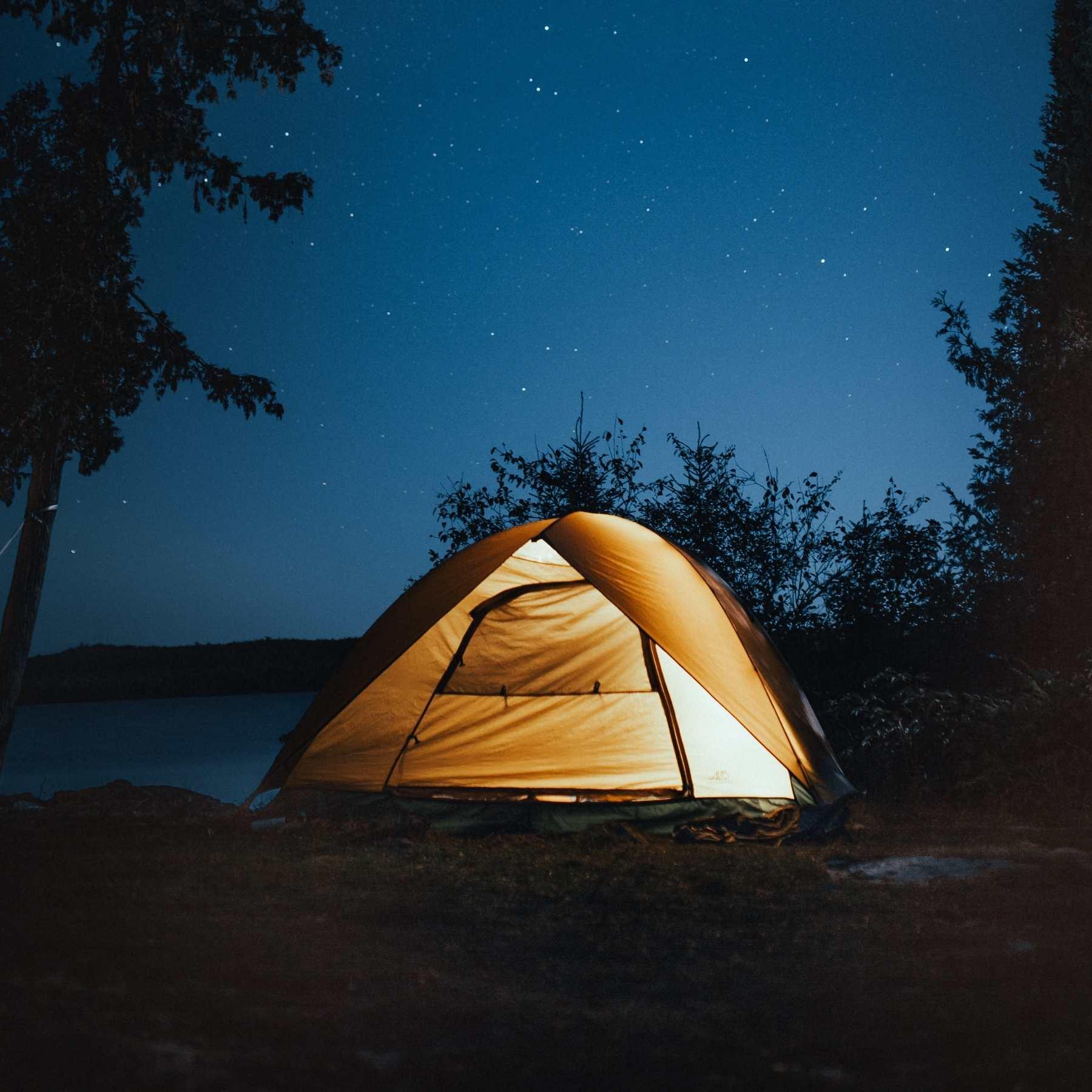 Lugares para acampar en Puebla durante verano.