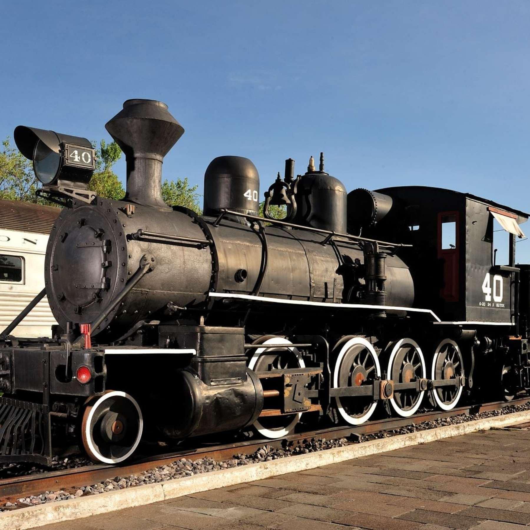 El Museo del Ferrocarril es uno de los museos en Puebla que debes visitar.