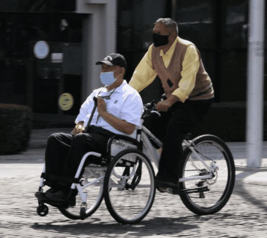 Así son las nuevas bicicletas públicas de la vía recreativa de Puebla