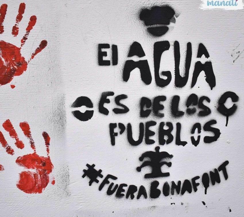 Bonafont presiona para que reabran su planta en Puebla, pese a socavón