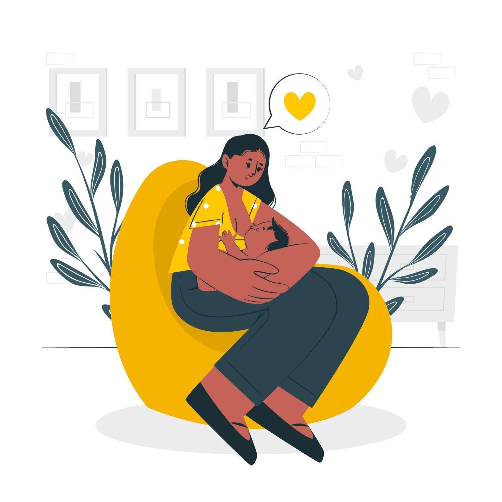 La nueva ley de lactancia materna en Puebla impone multas a las empresas que impidan o no habiliten lugares para que las madres amamanten a sus bebés.