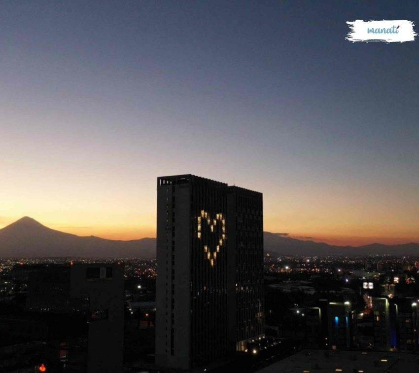 Lugares bonitos de Puebla para ir a romancear en pareja