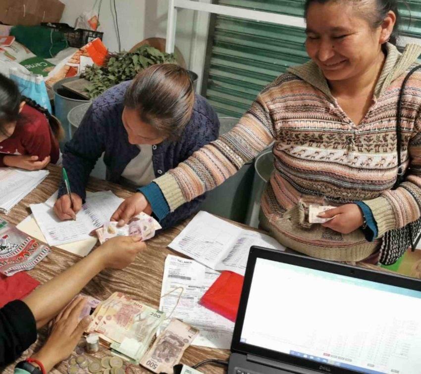 Fomentan microfinanzas de mujeres en zonas rurales de Puebla