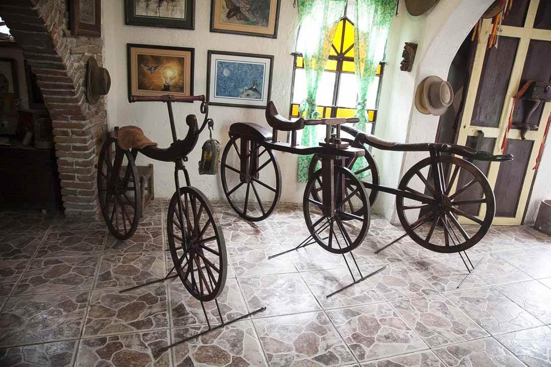 Museos en Puebla: El de la bicicleta.