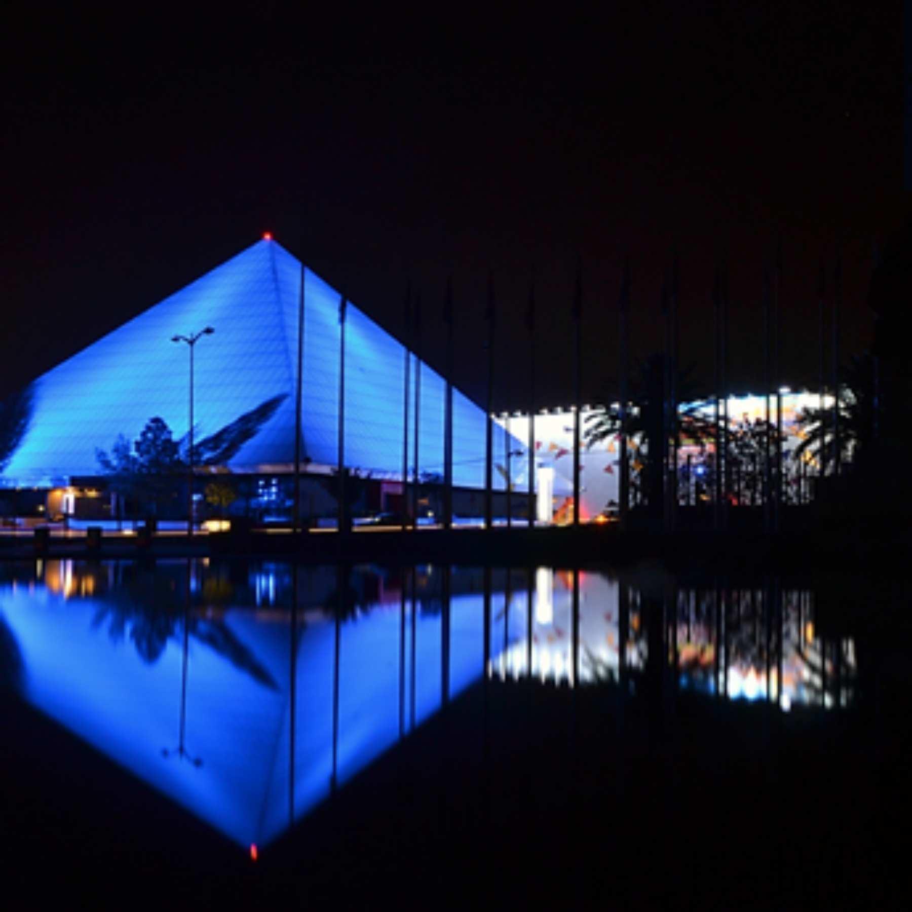 El Planetario es otro de los museos de Puebla con mayor popularidad.