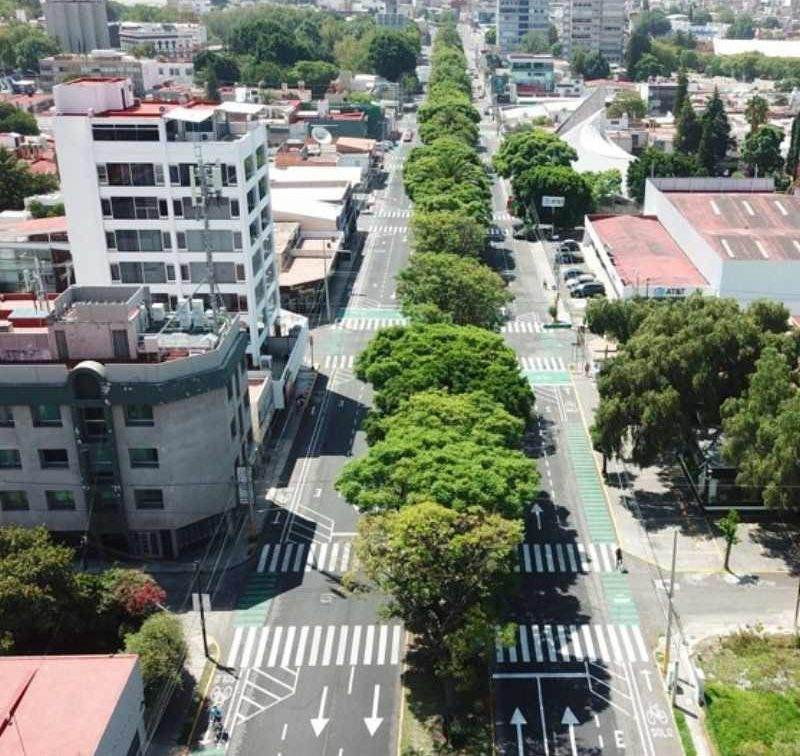 Anuncian intervención de calles en Puebla para mejorar la movilidad peatonal
