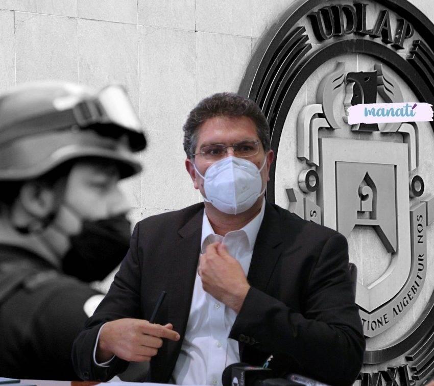 Nuevo rector de la UDLAP anuncia retiro de la policía armada de las instalaciones