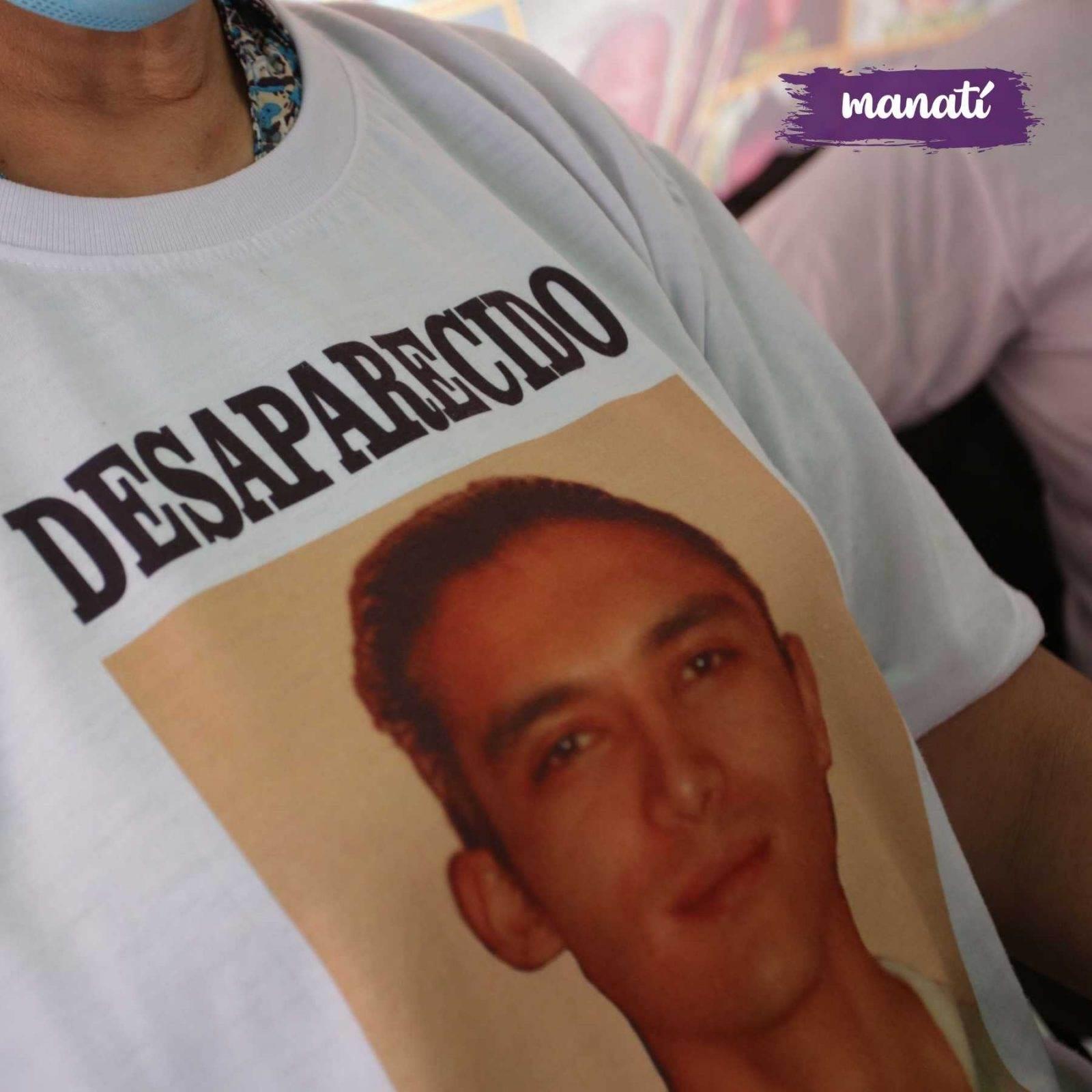 ley personas desaparecidas desaparición