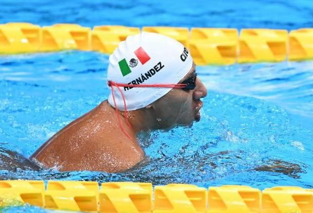 Jesús Hernández, atleta paralímpico