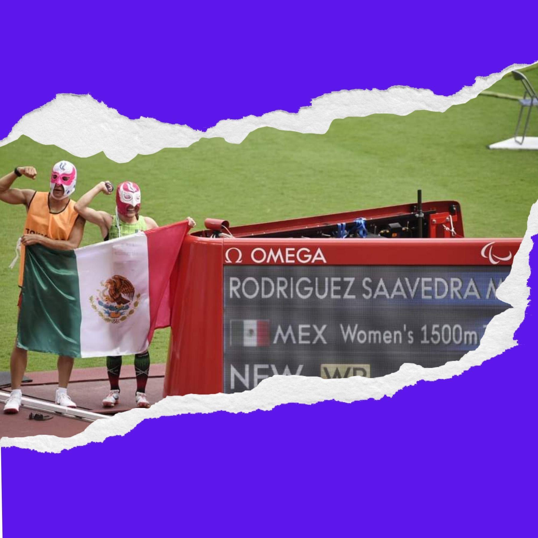 MExico juegos Paralímpicos
