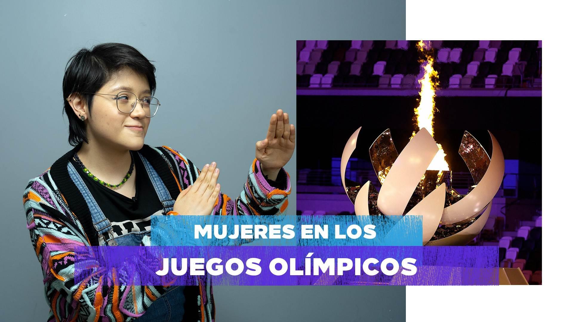 mujeres en olímpicos