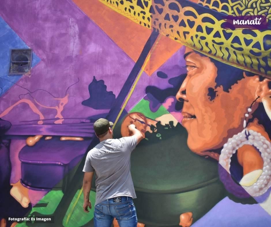 murales en Puebla