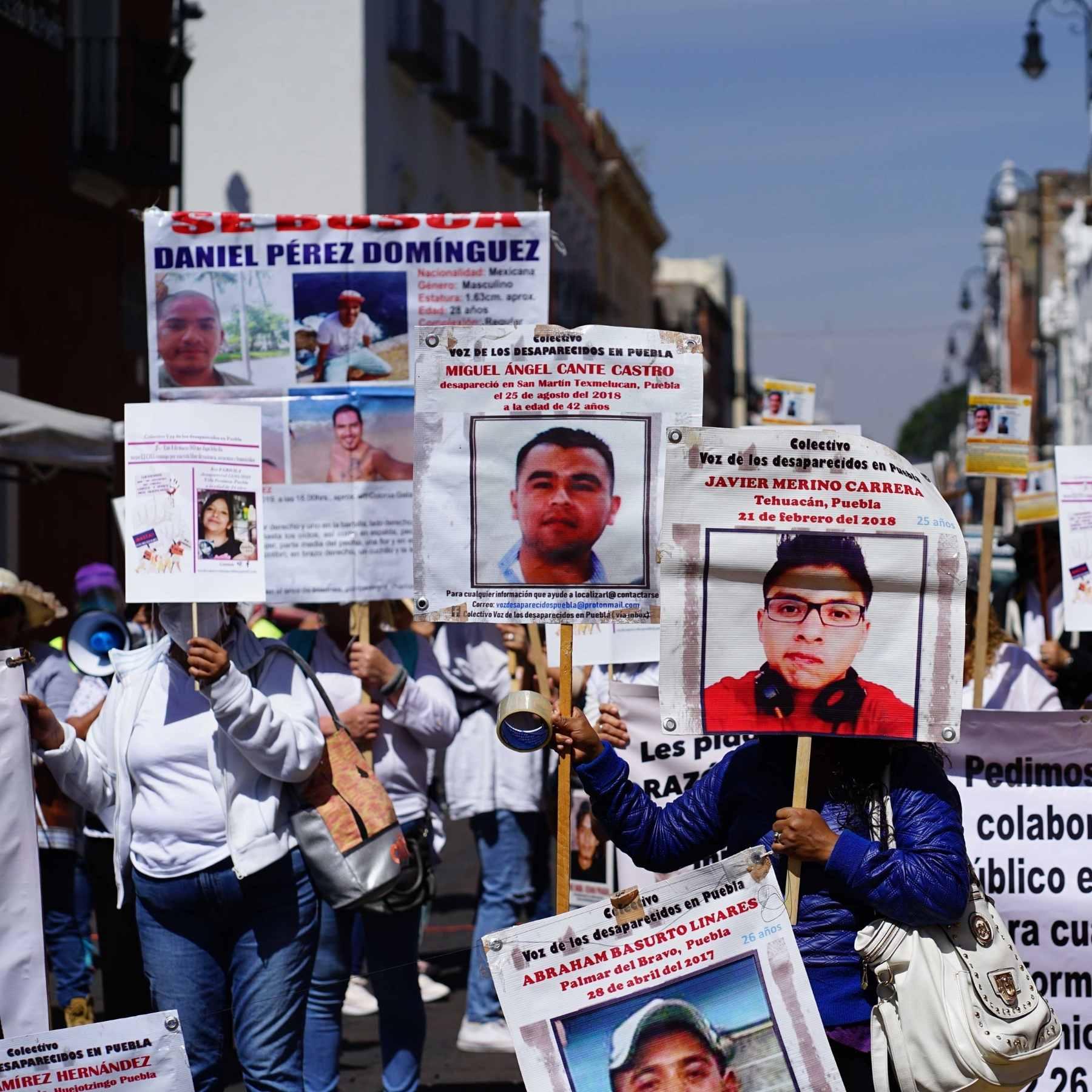 personas desaparecidas desaparecidos puebla