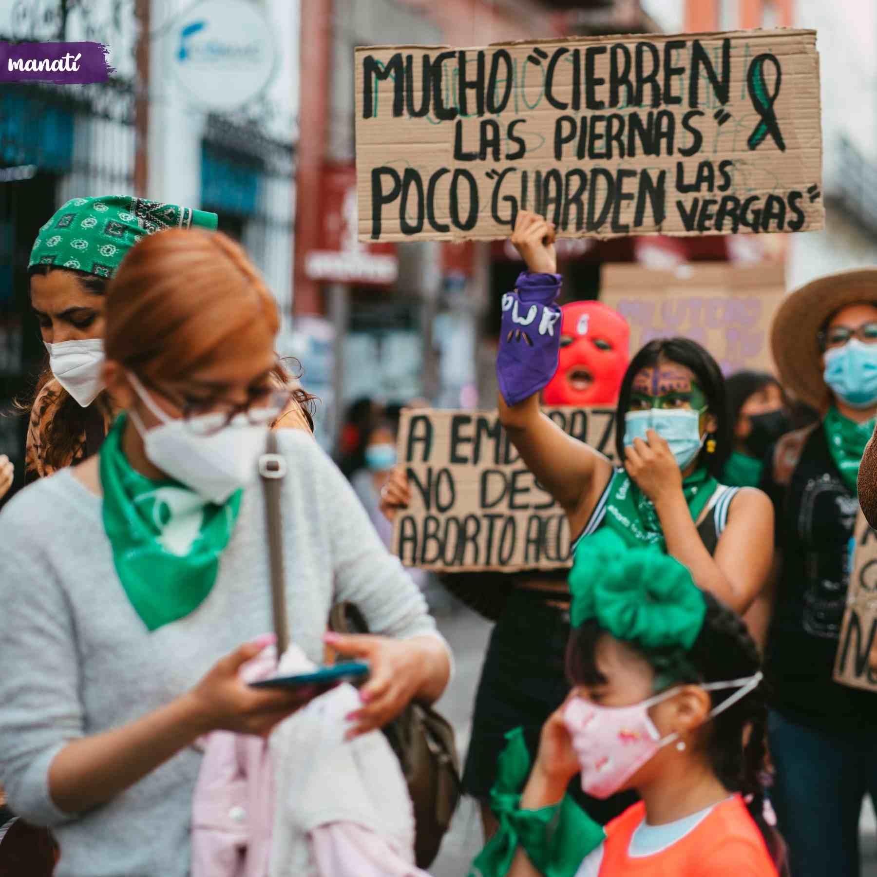 marcha 28s Puebla