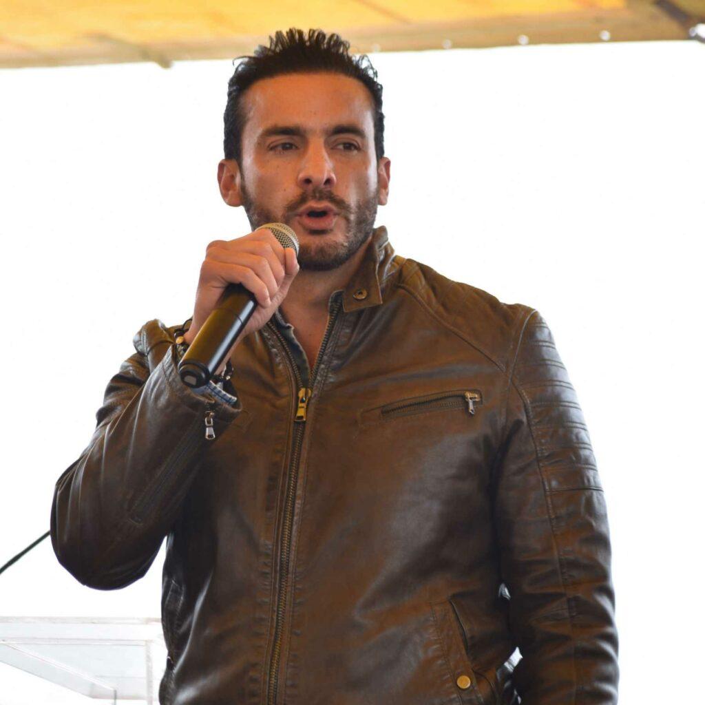 Antonio López Ruiz, exfuncionario estatal, es uno de los nuevos diputados locales de Puebla. Fotografía: Katia Fernández// Agencia Es Imagen