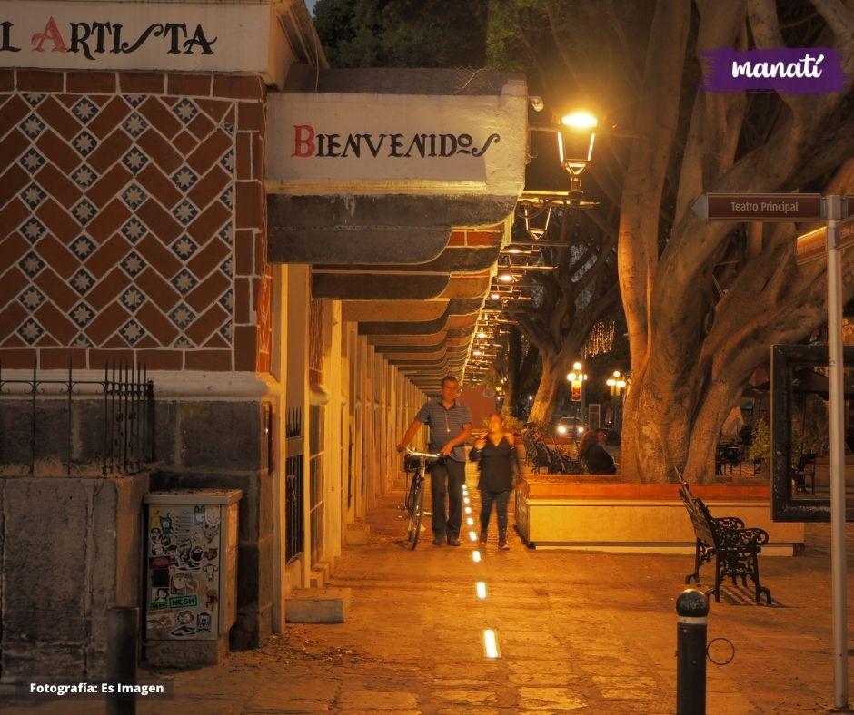 El Barrio del Artista es uno de los lugares emblemáticos que debes conocer en Puebla. Fotografía: Agencia Es Imagen | @esimagen