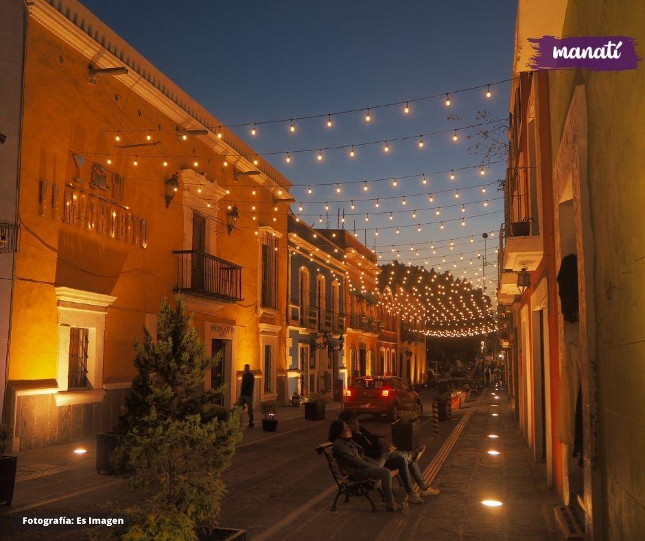 Callejón de los sapos, lugares para conocer en Puebla