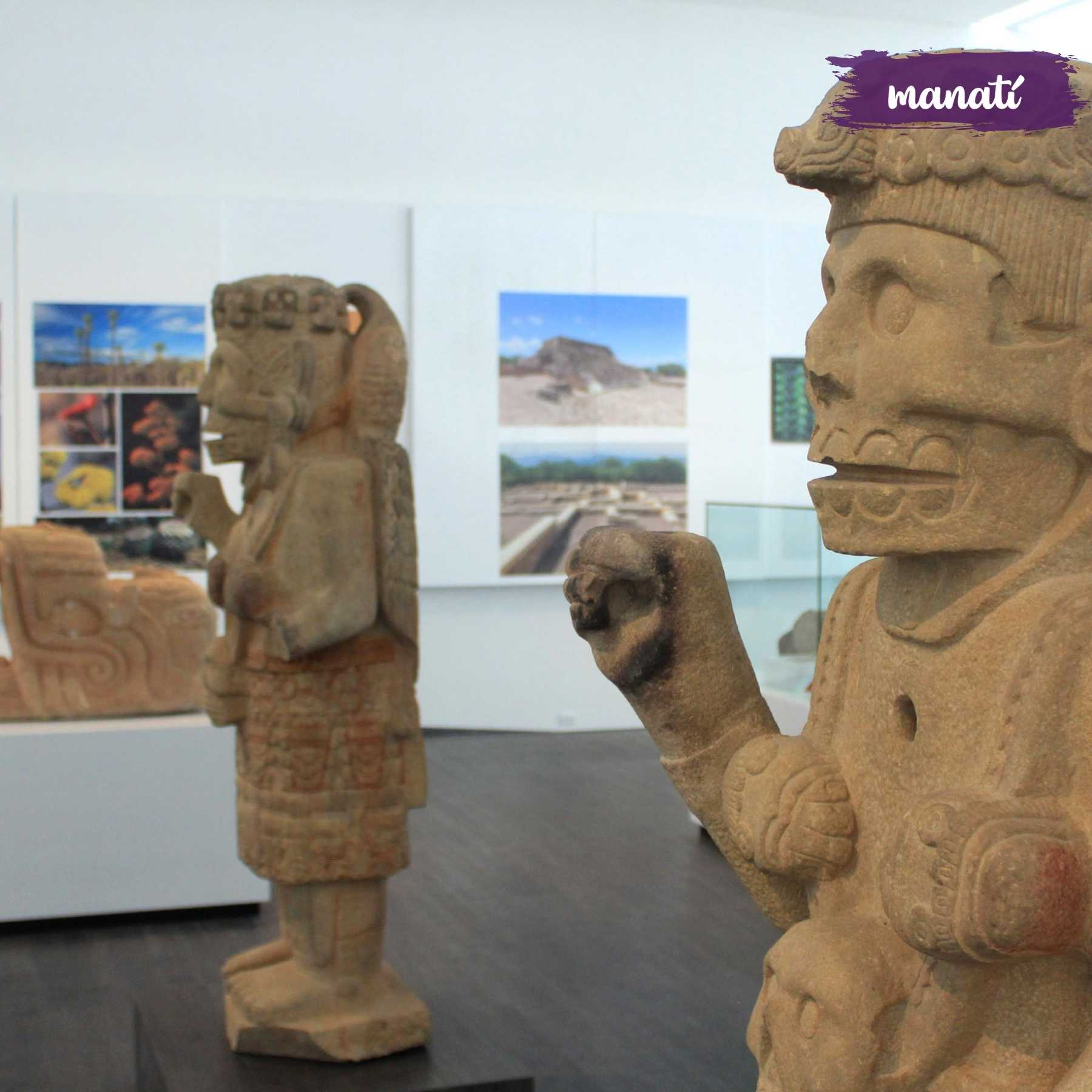 museo regional Tehuacán Piezas arqueológicas en el Museo Regional de Tehuacán serán trasladadas por el INAH a la Ciudad de México.