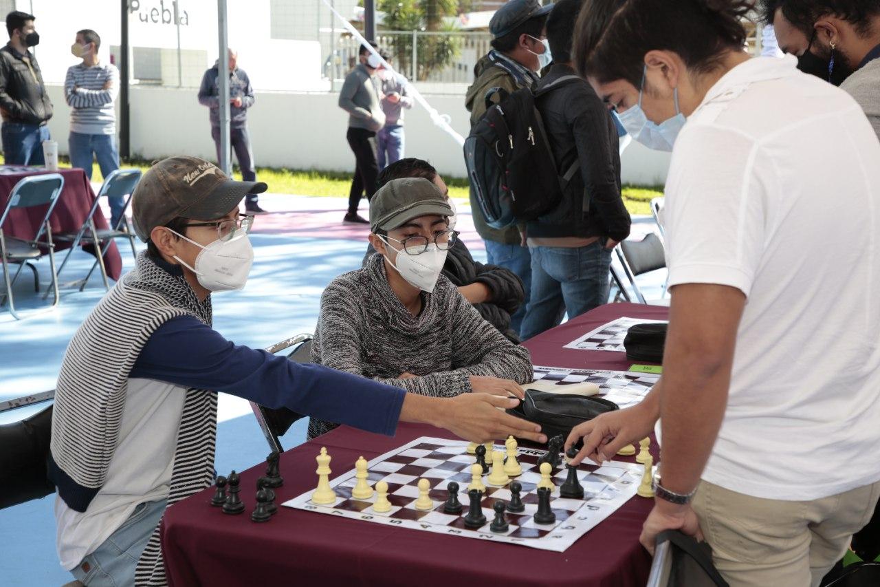 Torneo Ajedrez Puebla