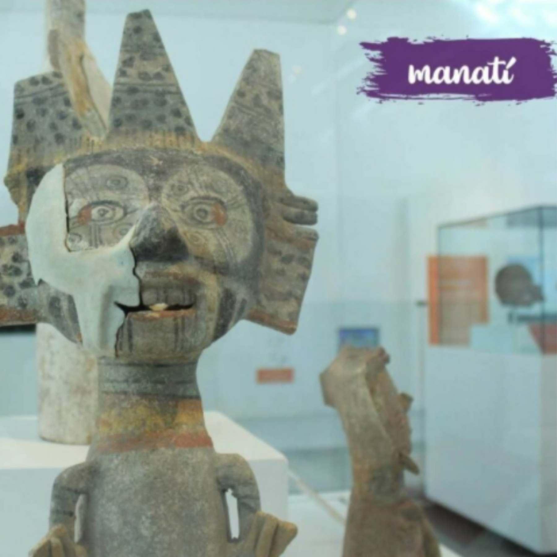 piezas arqueológicas Tehuacán INAH