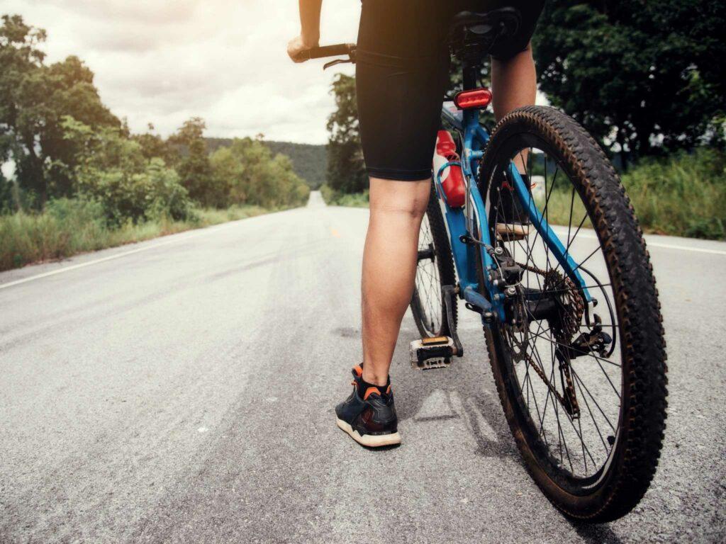 bicicleta razones para no usar tu auto
