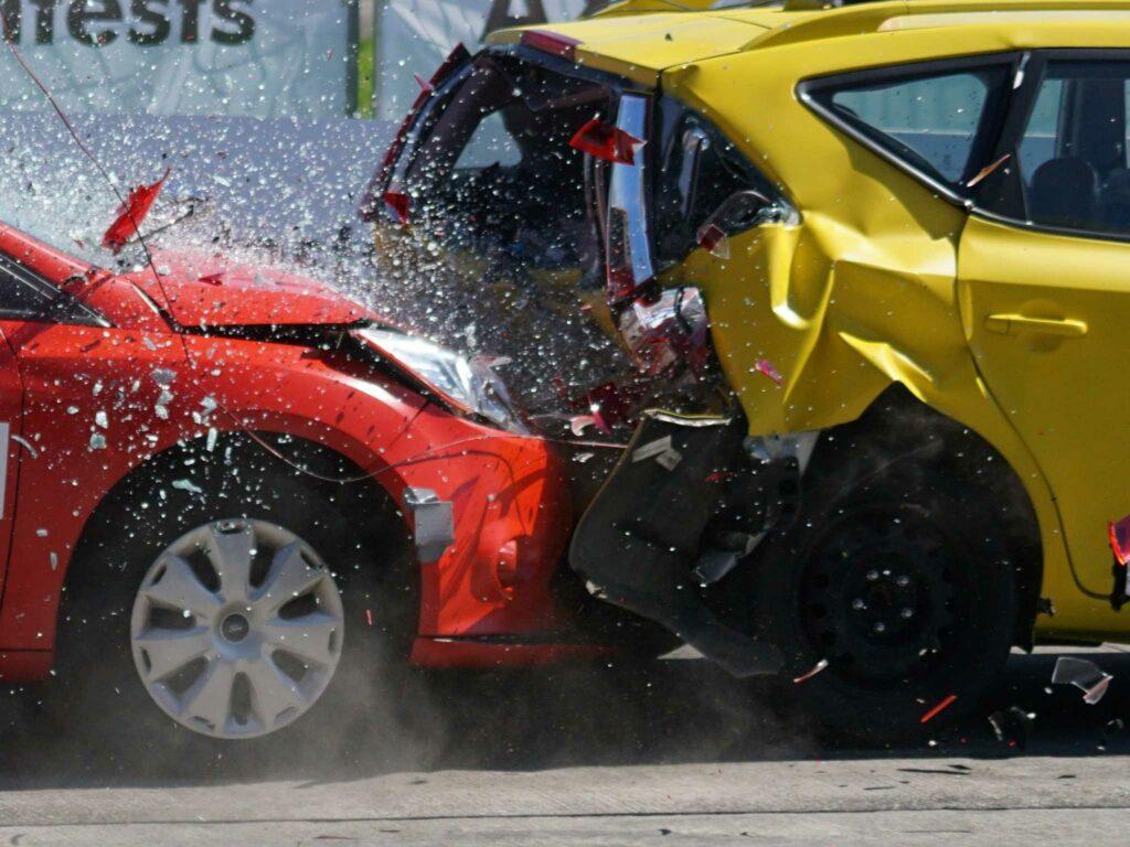 accidente razones para no usar auto
