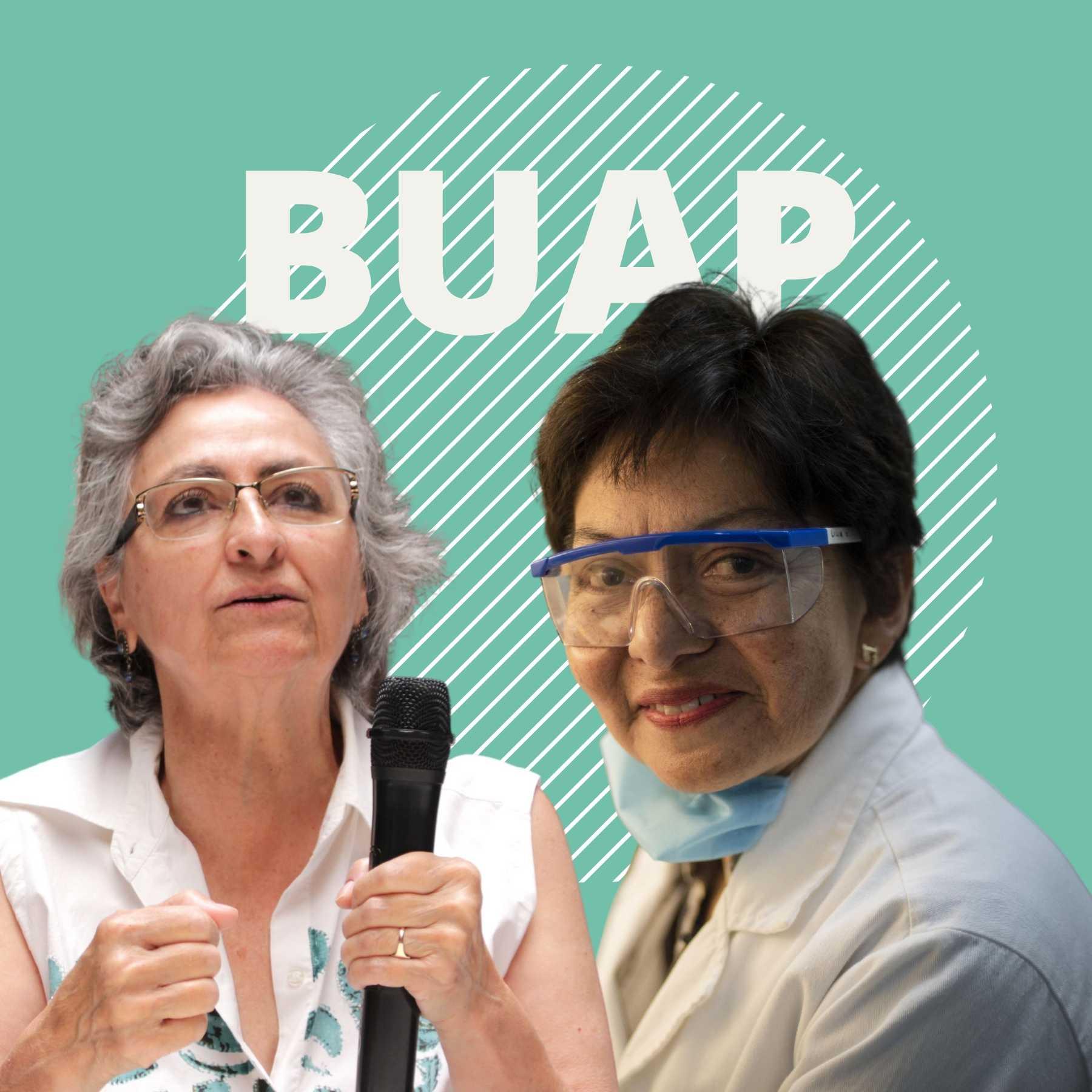 candidatas rectoría BUAP