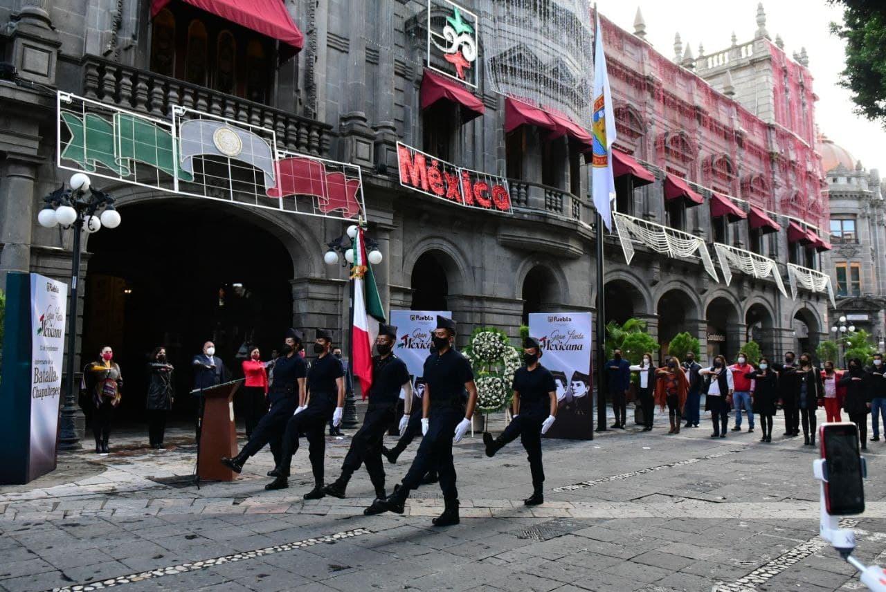 desfile 16 Puebla