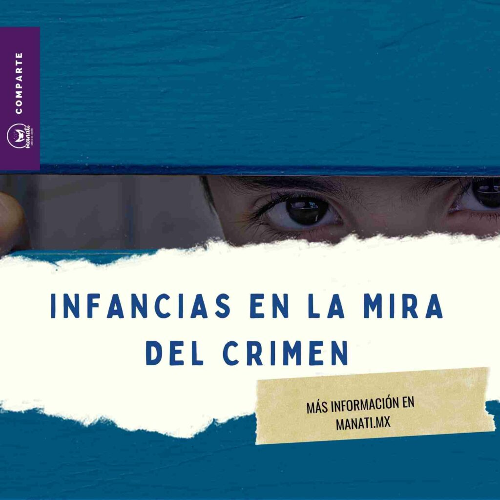 infancias en la mira del crimen, menores reclutados por el crimen en Puebla