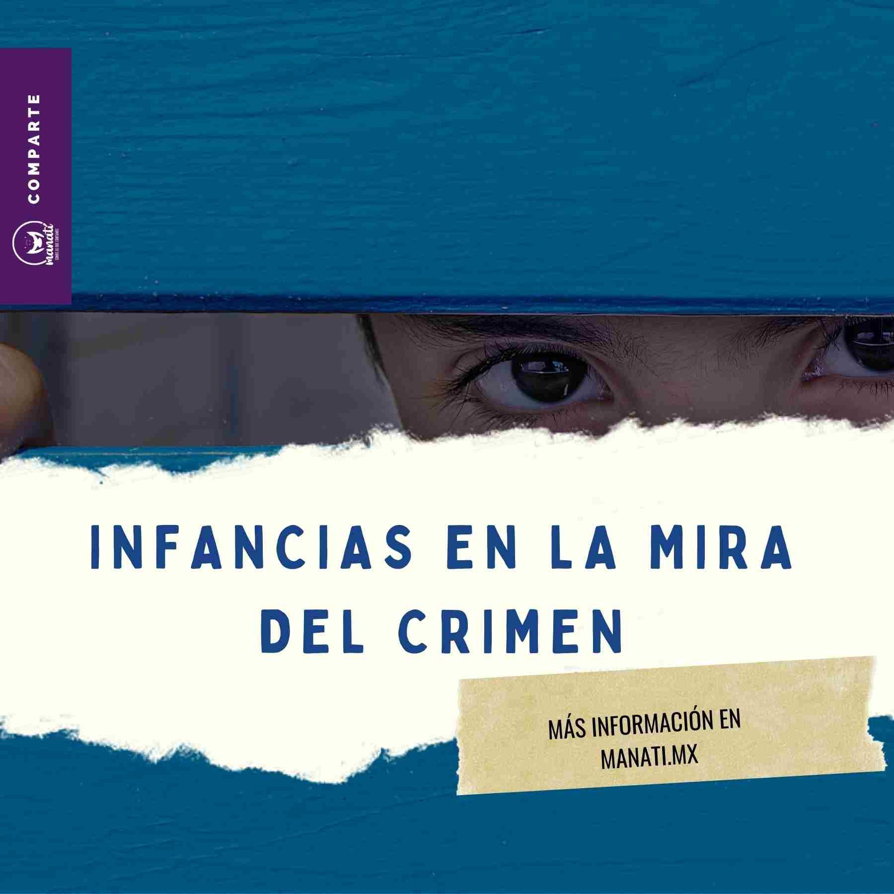 infancias en la mira del crimen