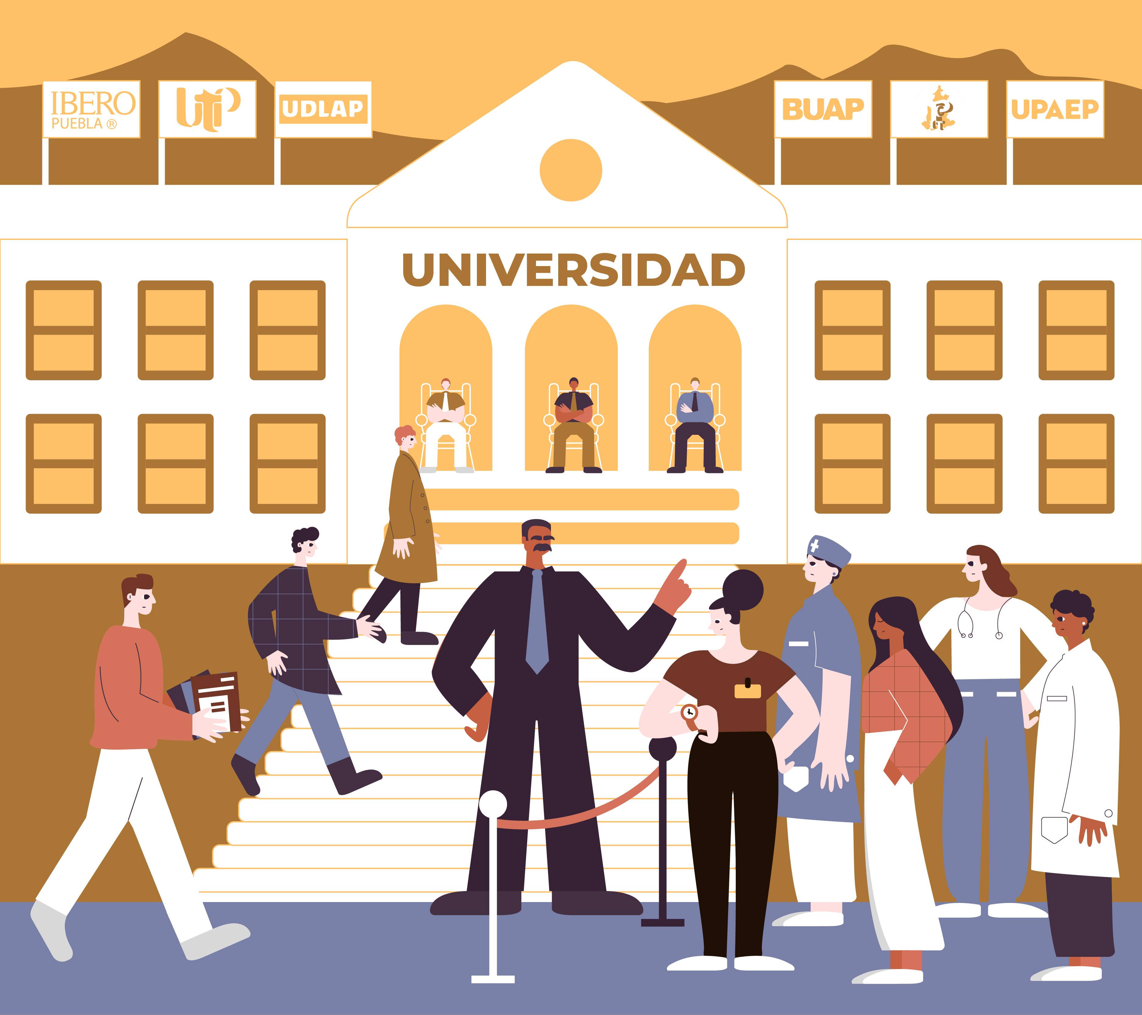 paridad de género en universidades