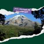 Pico de Orizaba Puebla