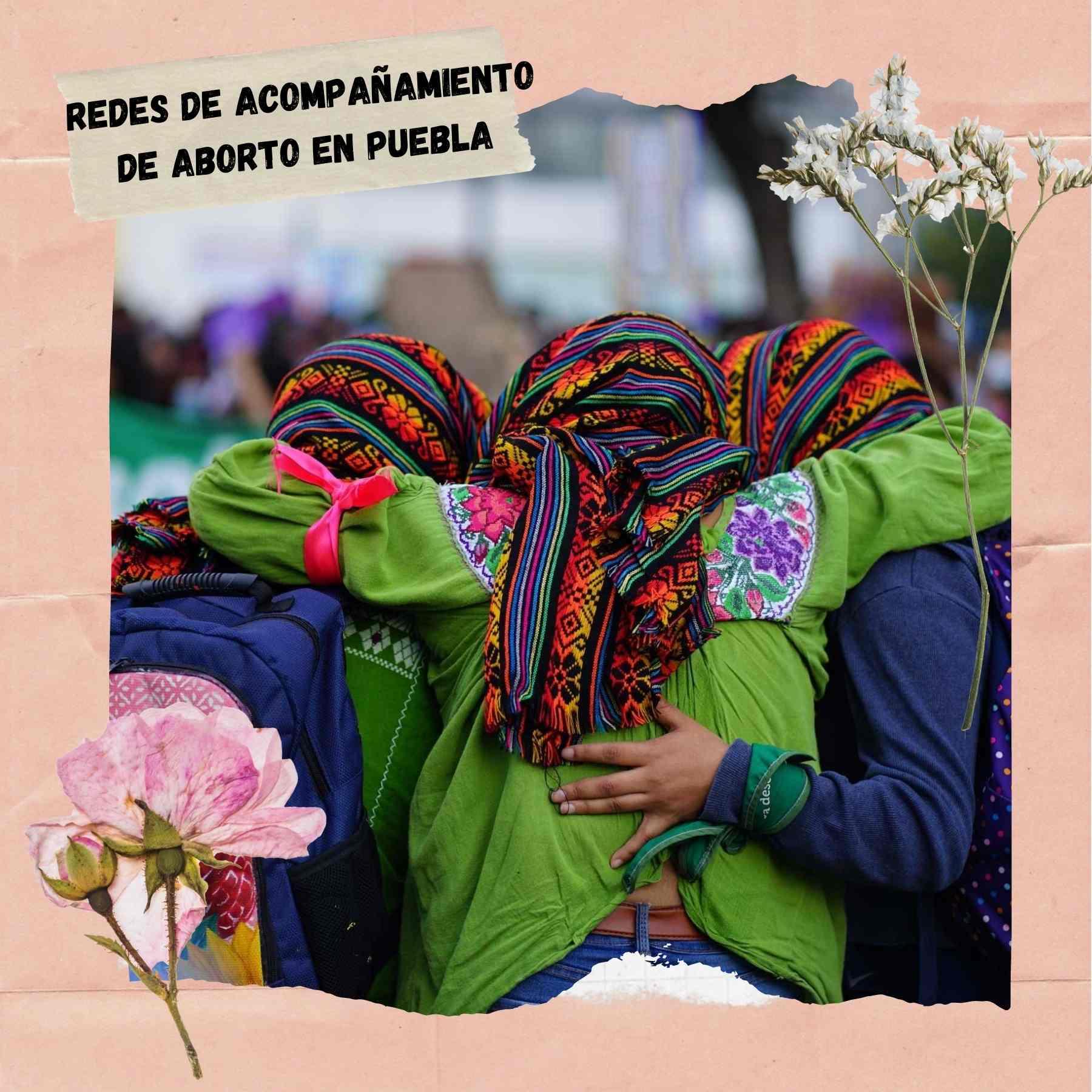 redes de acompañamiento aborto Puebla
