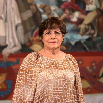 Silvia Tanús Osorio gabinete eduardo rivera