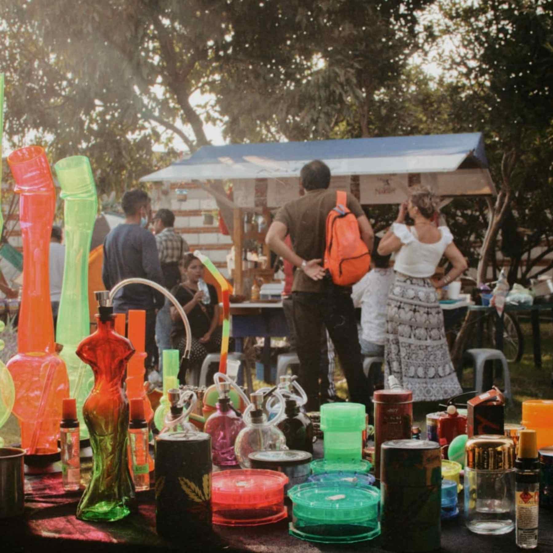 Festival Cannábico Puebla