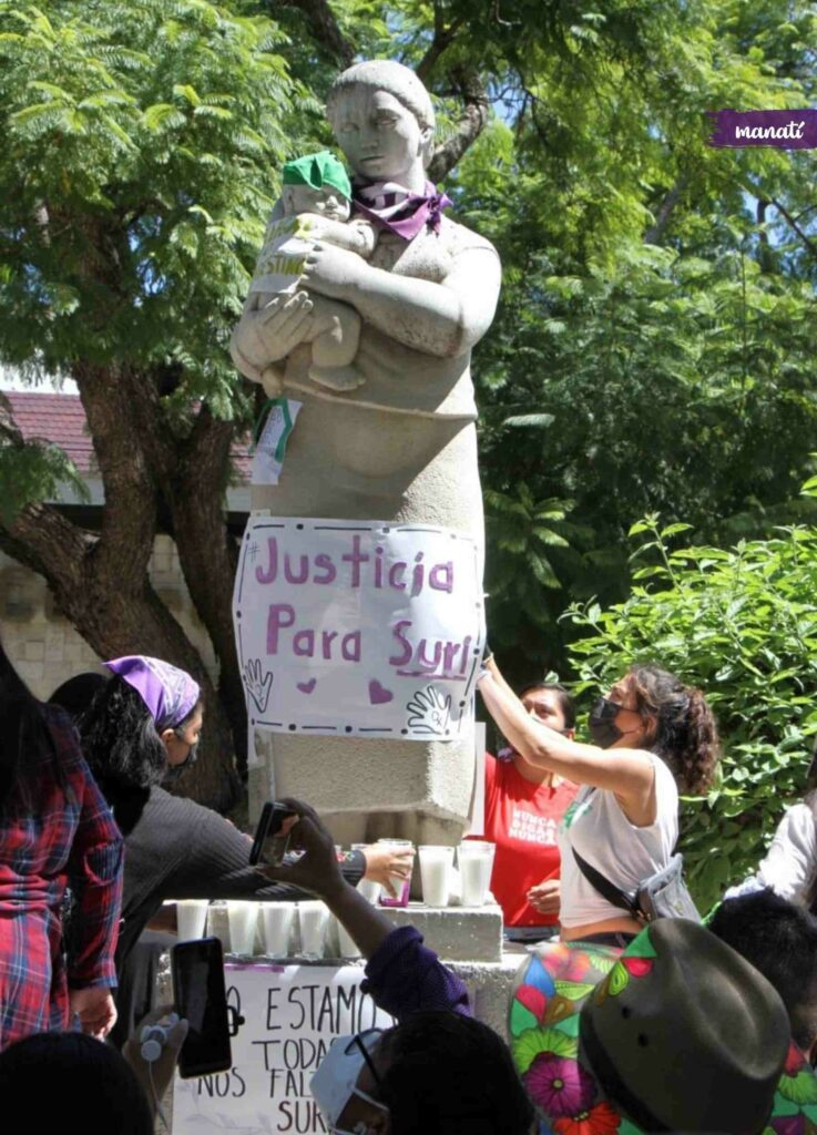 feminicidio de suri sadai en Tehuacán