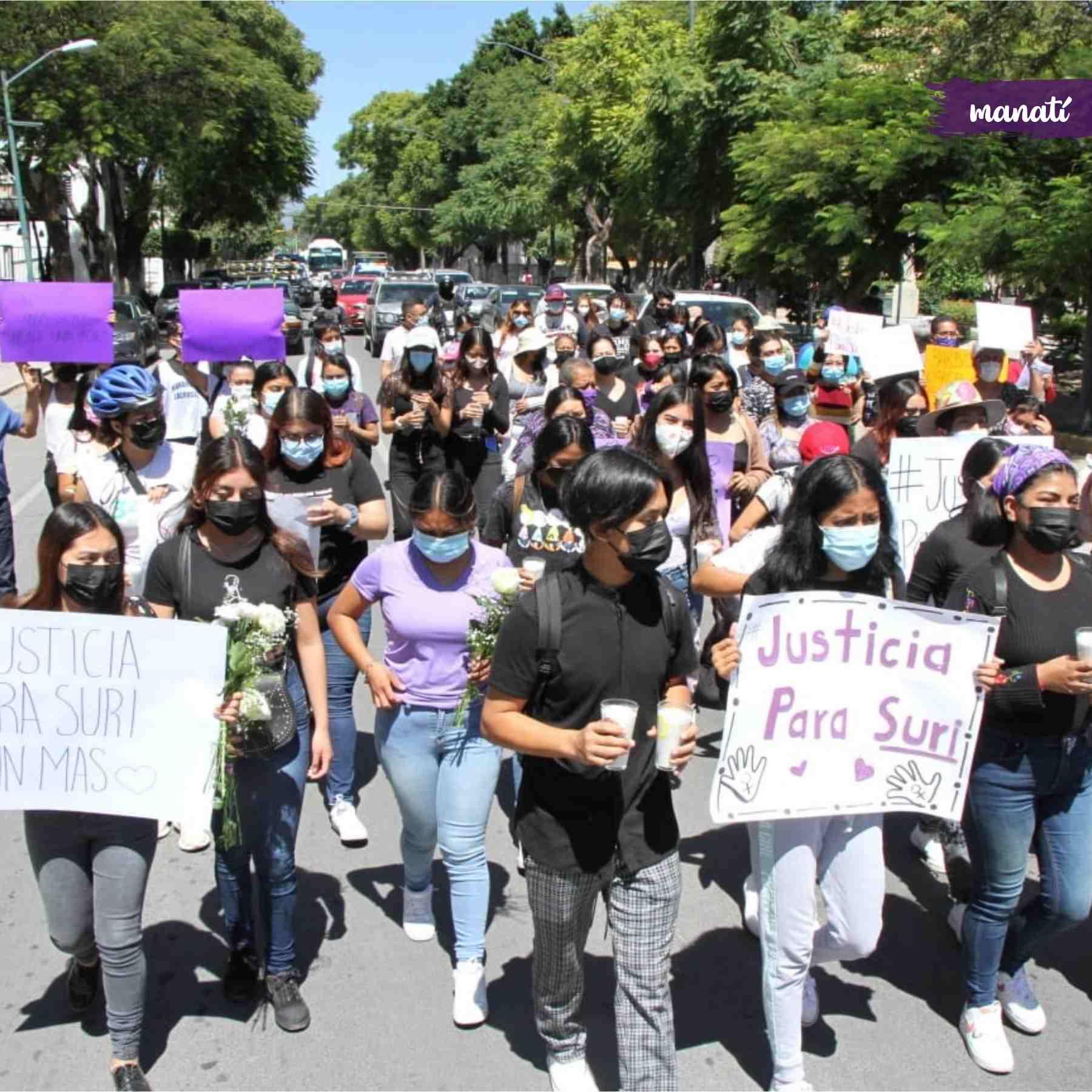 suri sadai feminicidio puebla tehuacán