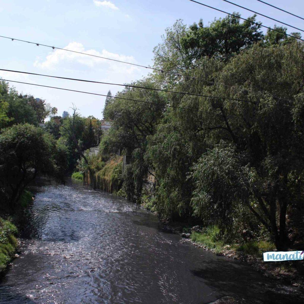 contaminación del río Atoyac